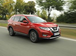 Nissan X-Trail – diesel idealny na długie trasy