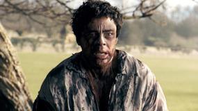 Benicio Del Toro straszy