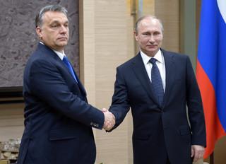 Orban: Rosja jest partnerem, a nie wrogiem