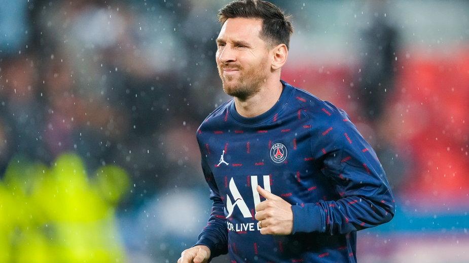 Leo Messi kontuzjowany. Nie zagra w najbliższym meczu PSG