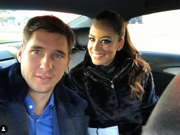 Dušan Lajović i Lidija