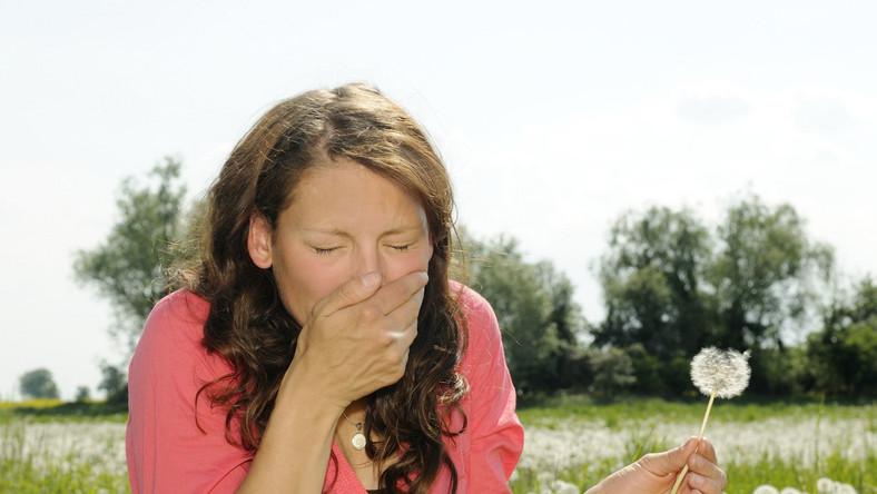 Alergia na wiosnę