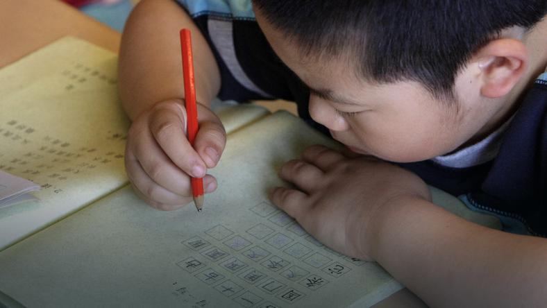 Chińska szkoła