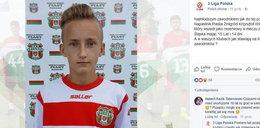 Rośnie następca Lewandowskiego. Ma 15 lat i już zagrał w meczu ligowym
