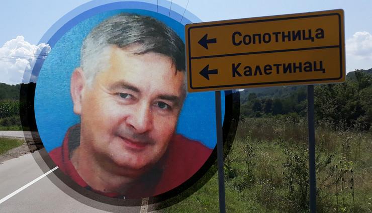 Niš ubistvo kombo foto RAS Branko Janackovic