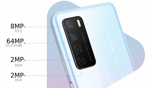 Honor Play 4 Pro zmierzy temperaturę