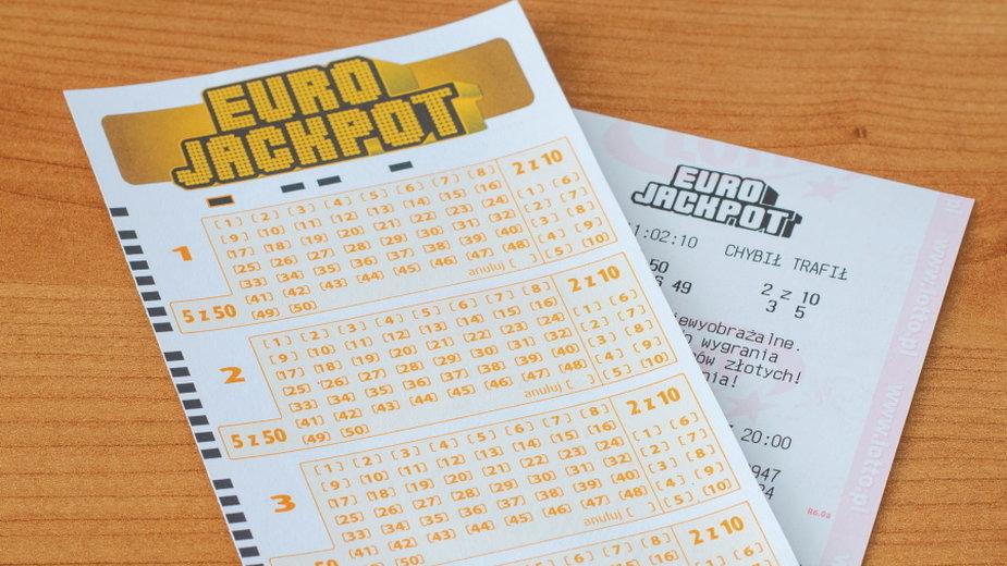 Potężna wygrana w Eurojackpot w Polsce