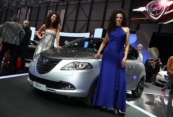 Lancia Ypsilon wyjedzie z polskiej fabryki Fiata w Tychach
