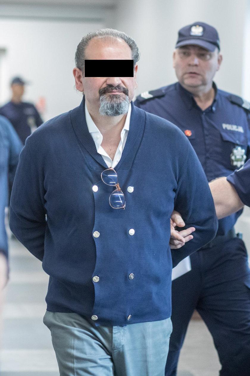 Sąd obniżył wyrok Hossowi