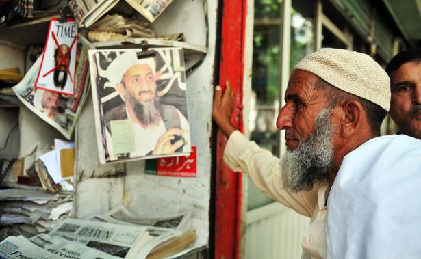 Osama bin Laden, ojciec Hamzy, został zabity 1 maja 2011 r.