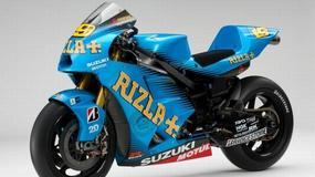 Suzuki powraca do Moto GP w 2014 roku