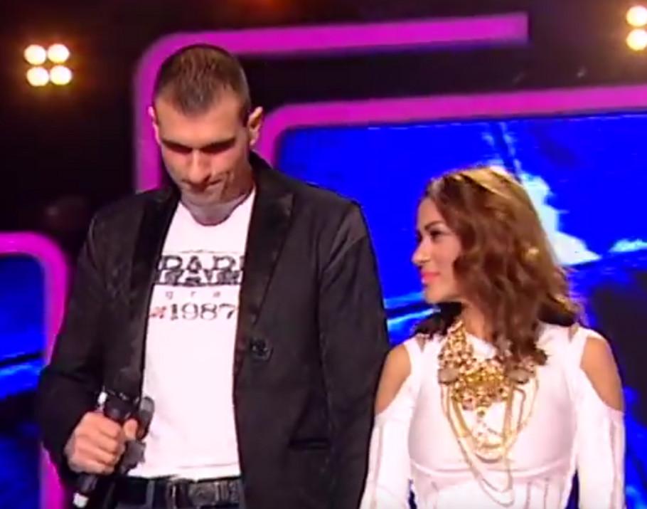 Igor X Kostić i Mina Koctić