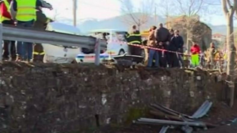 Pilot Kubicy ujawnia szczegóły wypadku