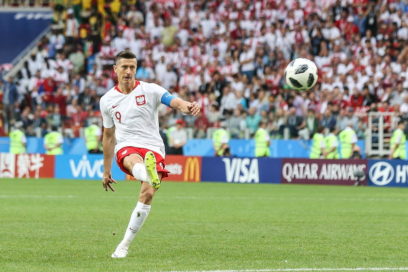 19.06.2018 POLSKA SENEGAL - FIFA WORLD CUP 2018