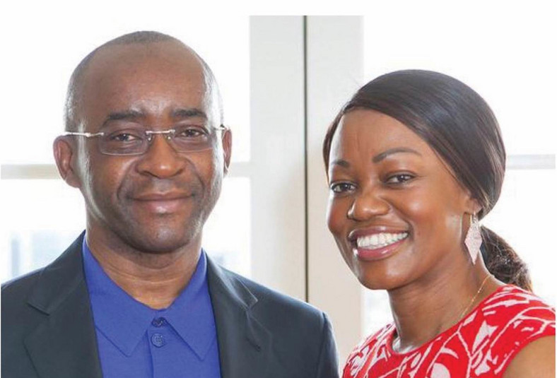 Higherlife Foundation-founders Strive Tsitsi Masiyiwa