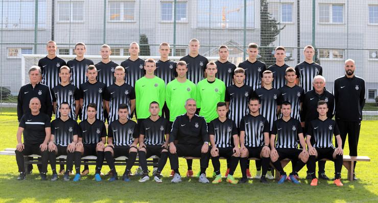 Kadeti FK Partizan