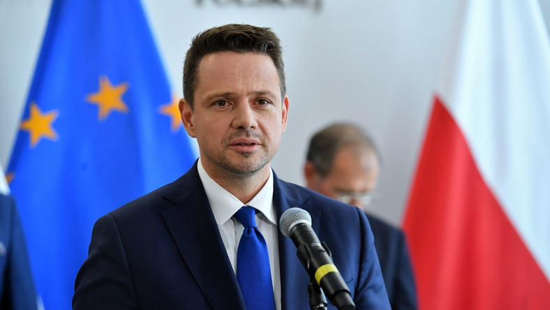 Rafał Trzaskowski ratusz