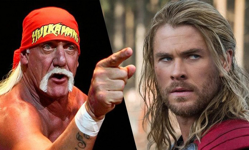 Chris Hemsworth lesz Hulk Hogan!