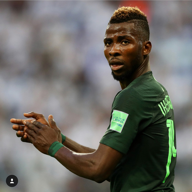 Kelechi Iheanaco is back in the squad after he was dropped ahead of AFCON 2019 (Getty Images)