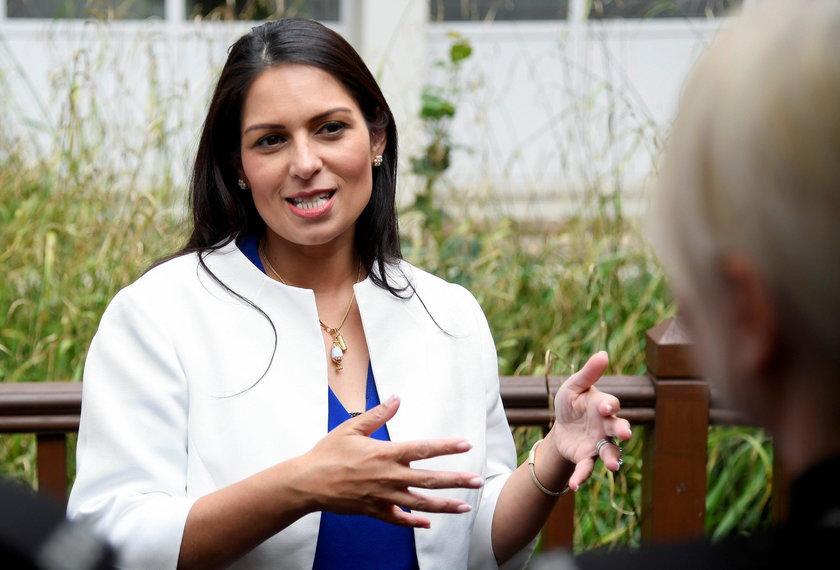 Priti Patel, szefowa brytyjskiego Home Office, ogłosiła, że chce, aby po tzw. twardym brexicie znieść swobodę przepływu dla obywateli UE z dnia na dzień