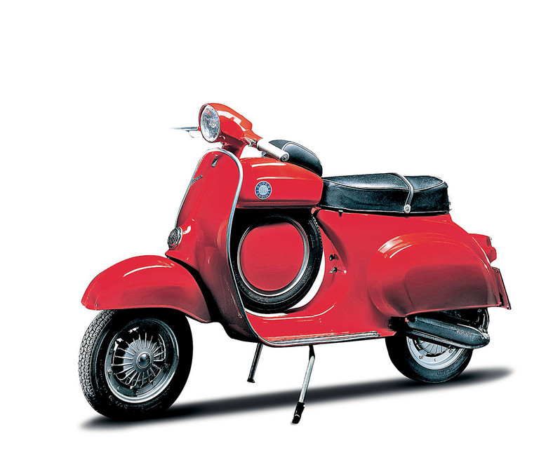 Vespa Super Sprint