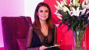 Uśmiechnięta Natalia Siwiec gwiazdą na otwarciu galerii w Rzeszowie