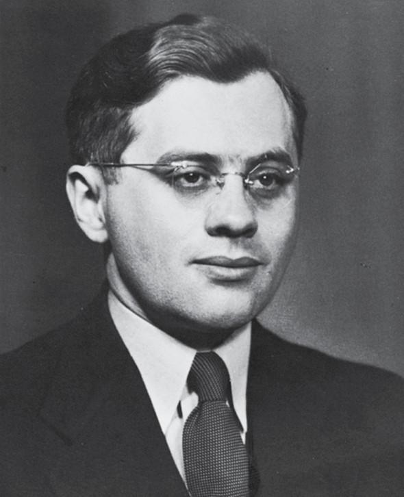 Attaché ds. żydowskich poselstwa RP Juliusz Kühl