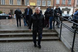 Kwaśniewski: Póki żyjemy w państwie, w którym sądy są niezawisłe, to mnie nie dorwą