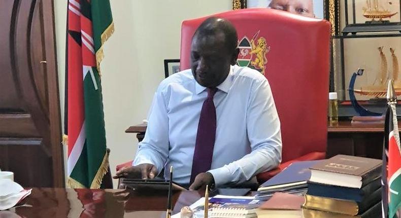 Oscar Sudi reveals DP William Ruto's 22 frantic calls to save Senators Murkomen & Susan Kihika