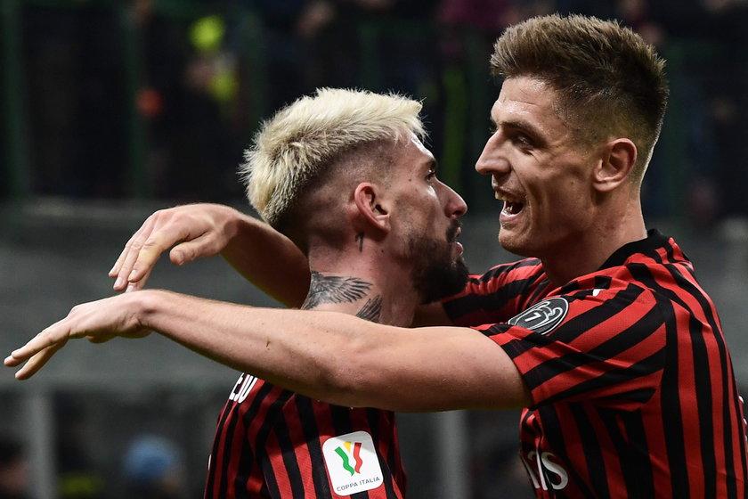 """W grze pozostaje Tottenham, ale według """"La Gazzetta dello Sport"""", małe są szanse, że Koguty wyłożą na stół 28-30 mln euro żądane przez Milan."""