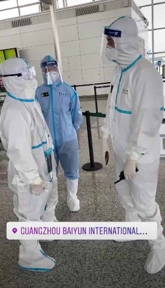 Prizor koji je Tošića dočekao u Kini