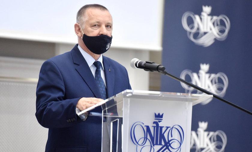 Marian Banaś, szef Najwyższej Izby Kontroli.