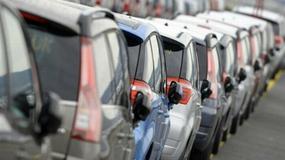 Rekordowy import używanych aut
