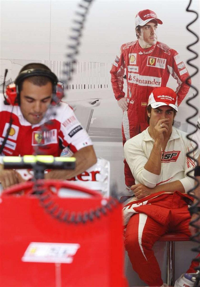 Kubica szósty na Silverstone