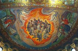 Silazak svetog Duha na apostole: Običaj kaže da treba da stavite beli luk u džep