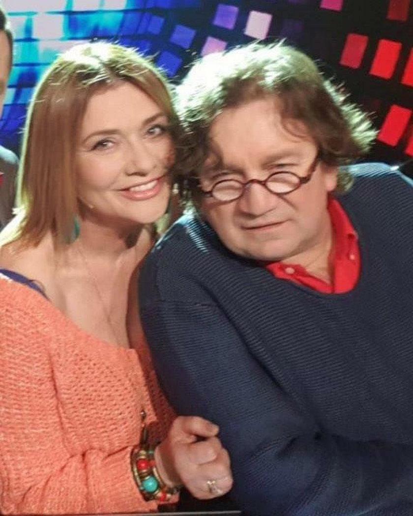 Małgorzata i Paweł Królikowscy