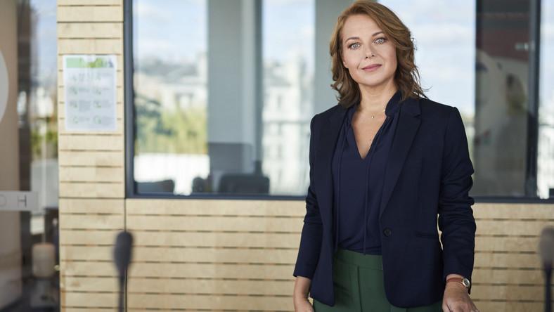 Agata Mazurek-Bąk, Dyrektor Personalna Grupy Veolia
