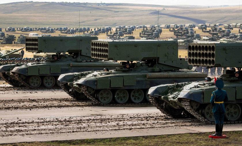 Rosja rozbudowuje wojskowe umocnienia w Kaliningradzie?