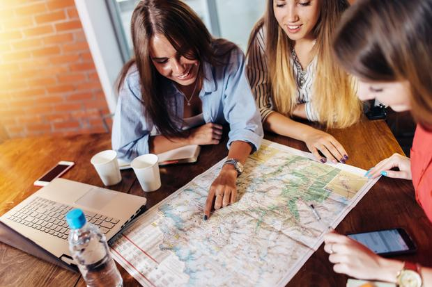 Planowanie wyjazdu