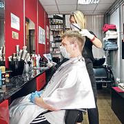 maske frizer