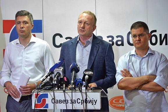Savez za Srbiju traži devet meseci od dogovora do izbora