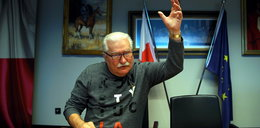 """Wałęsa mówi o """"nieuchronnej wojnie"""" i """"katastrofie"""""""