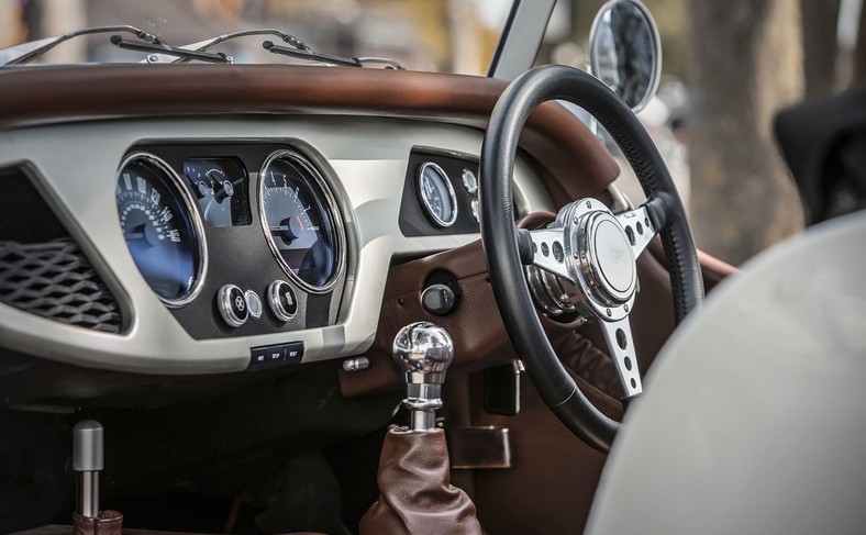 Morgan Roadster 3,7