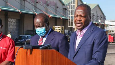 Kenyans express anger over govt's spending of Sh1 billion from the World Bank