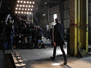 Rag & Bone Men's Collection - Front Row & Backstage - Fall 2012 Mercedes-Benz Fashion Week