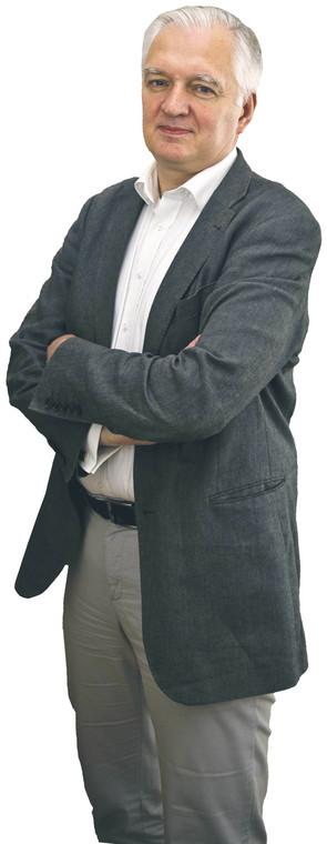 Jarosław Gowin, wicepremier, minister rozwoju, pracy i technologii  fot. Wojtek Górski