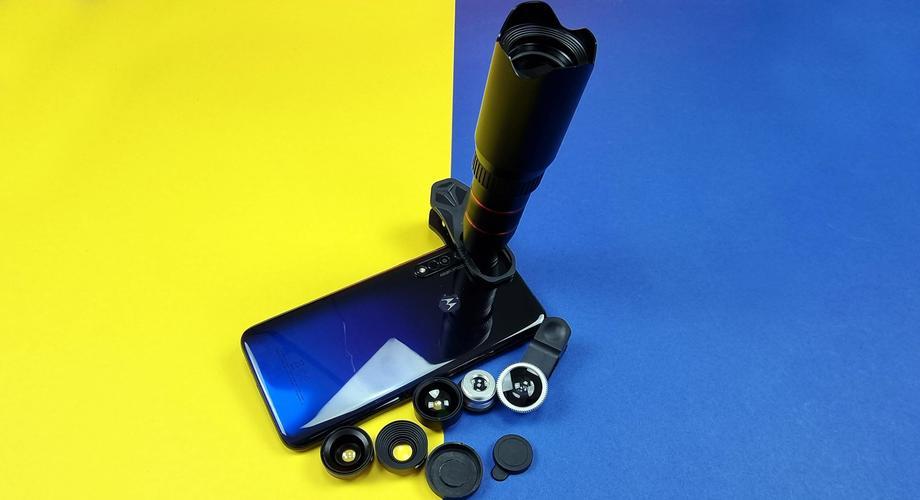 Aufstecklinsen fürs Smartphone