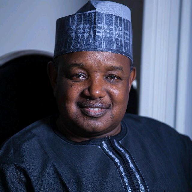 Kebbi State governor, Abubakar Atiku Bagudu, also got re-elected