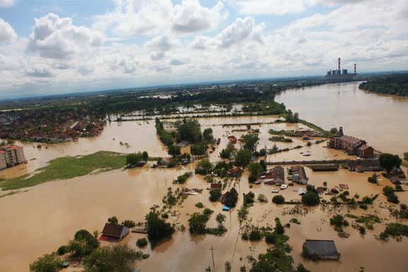 Obrenovac će dobiti spomen obeležje posvećeno žrtvama poplava 2014.