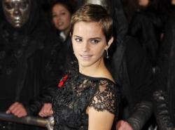 "Emma Watson na premierze """"Harry Potter i Insygnia Śmierci""/ fot. Getty Images"
